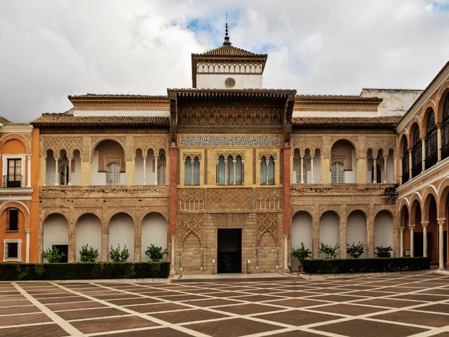Alcazar de Sevilla001